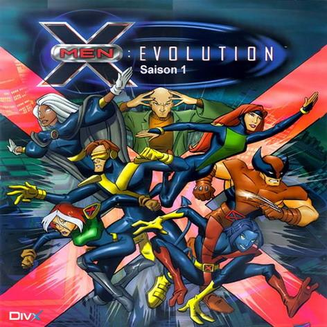 X-Men : Evolution saison 1 en français